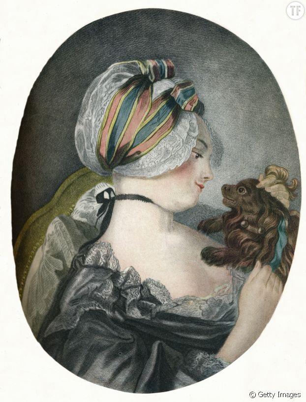 Peinture de Louis Marin Bonnet, 1775
