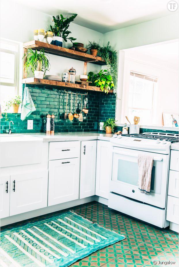 8 id es d co pour faire de votre int rieur un petit for Decoration cuisine urbaine