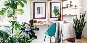 8 idées déco pour faire de votre intérieur un petit paradis végétal