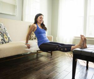 20 minutes de gym à faire dans un petit appartement et sans équipement