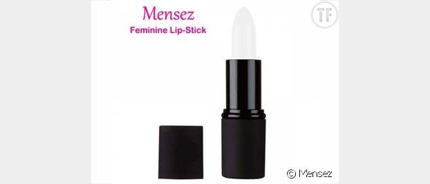 """Le fameux """"lipstick"""" à vagin de Mensez"""
