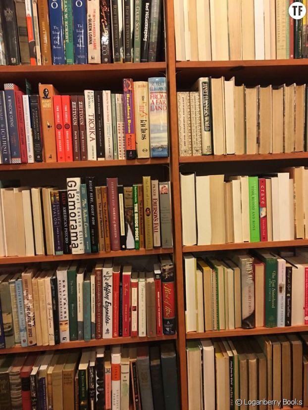 Une librairie américaine cache les livres écrits par des hommes