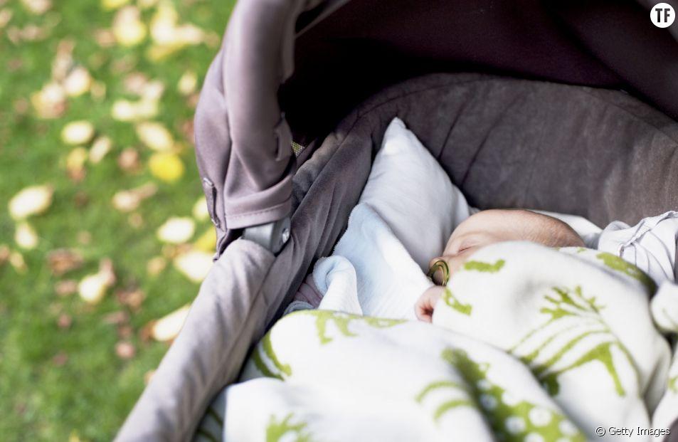 Une couverture pour protéger les bébés de la pollution : les experts alertent