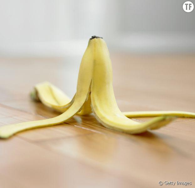 Comment avoir des pieds tous doux avec une peau de banane