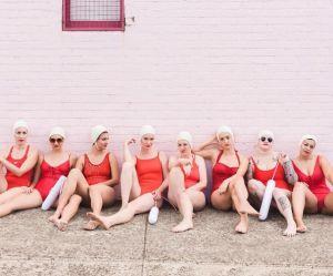Une équipe de natation synchronisée crée un ballet sur les règles