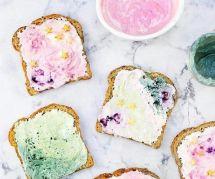 Les toasts sirène, la nouvelle tendance food qui envoûte Instagram