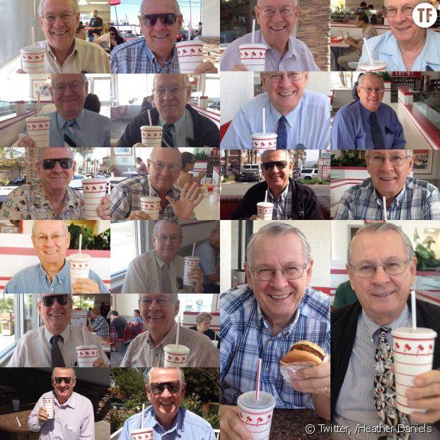 Ces grands-parents accros au fast-food sont les nouvelles stars du web