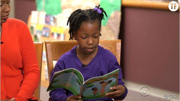 Nia Mya Reese a écrit un livre à l'âge de 8 ans