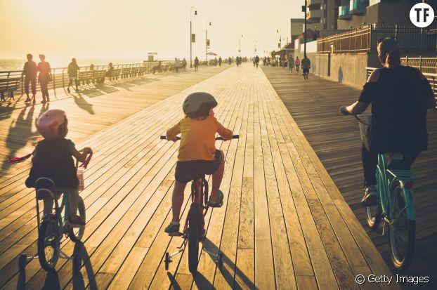 Partir en balade à vélo