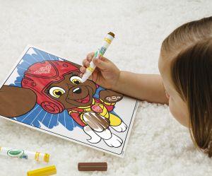 Participez au concours #lepirecoupdefeutre avec Color Wonder de Crayola