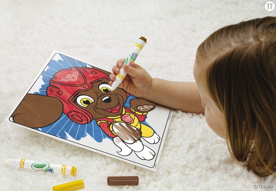 Pourquoi choisir les nouveaux feutres Crayola Color Wonder