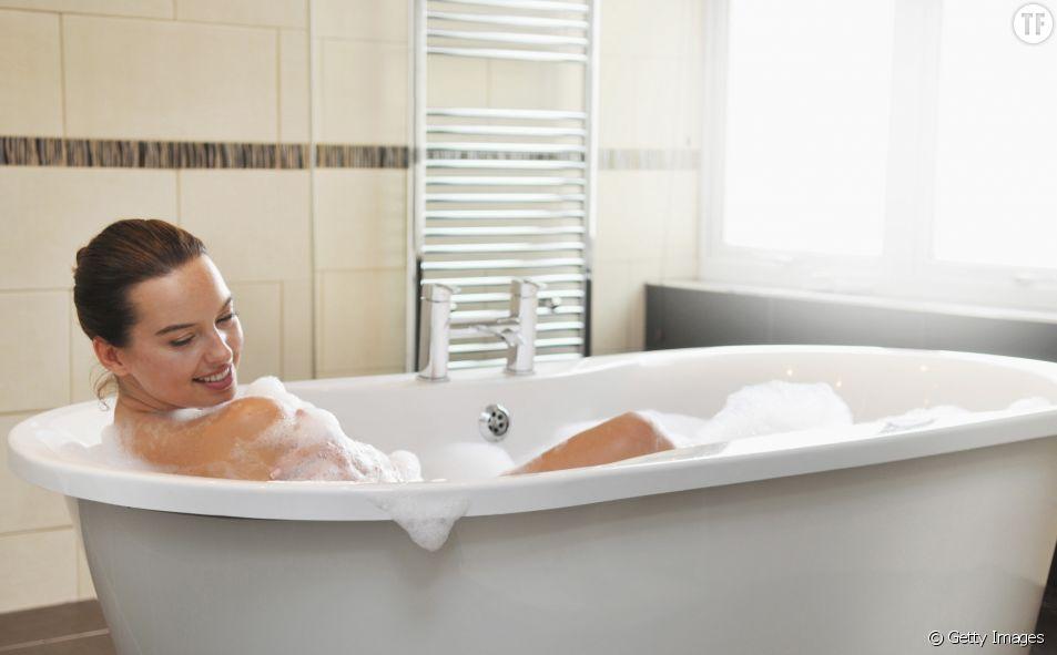 Un bon bain permettrait de brûler pas mal de calories