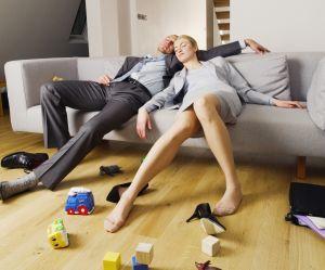 Burn-out parental : quels sont les symptômes et comment s'en sortir ?