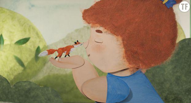 """""""Le Renard minuscule"""" de Sylwia Szkilladz et Aline Quertain"""