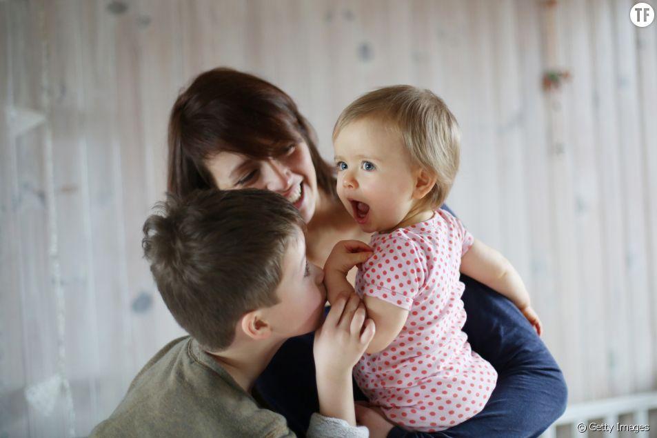 Les avantages à être le petit dernier de la famille
