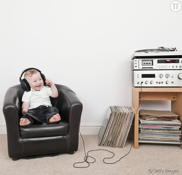 Cette chanson rend les bébés heureux