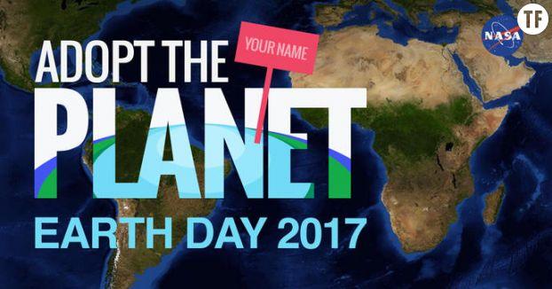 NASA - Adopt the Planet
