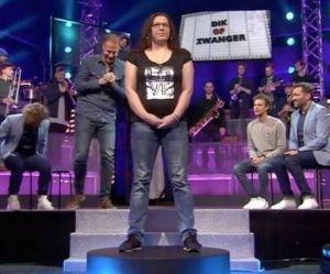 """""""Grosse ou enceinte"""", le jeu télé qui choque les Néerlandais"""