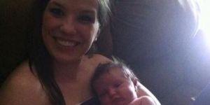 Le post Facebook de cette future maman a sauvé la vie de son bébé