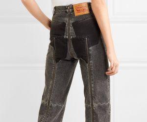 Le jean zippé aux fesses, l'étrange pièce mode de ce printemps