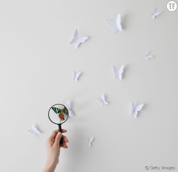 Déco d'intérieur : le papillon, la tendance du moment