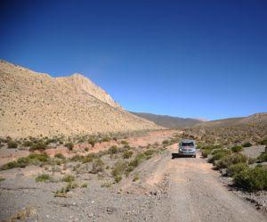 Trophée Roses des Andes 2017 JT n°2 : l'étape Salta - Abra Pampa