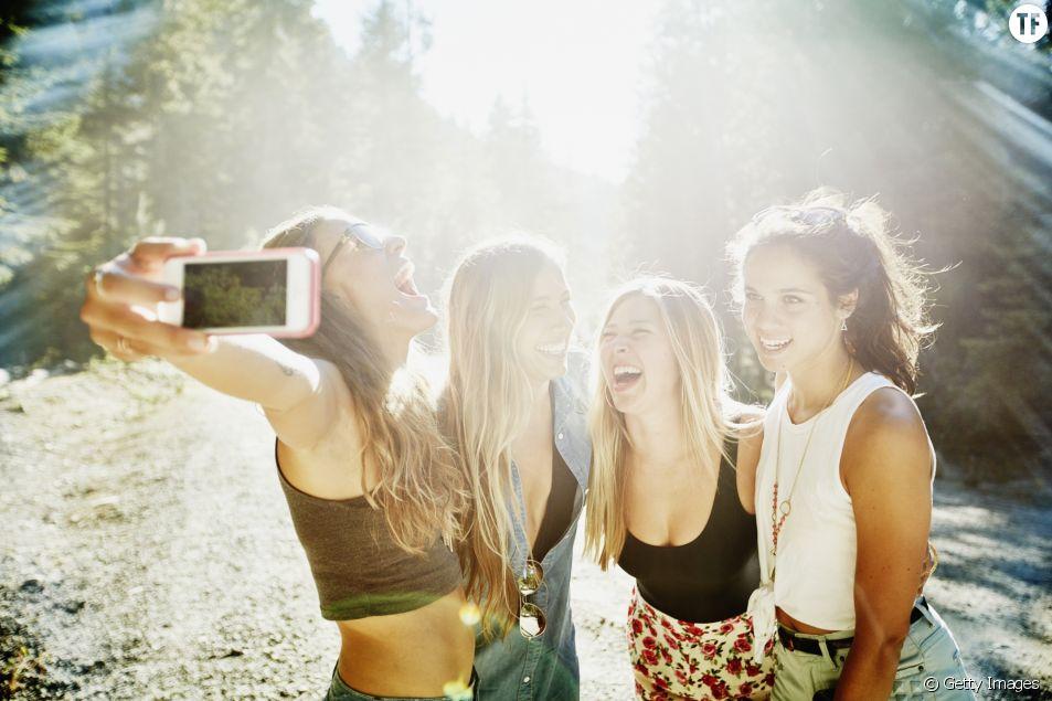 Voici l'angle le plus flatteur pour prendre un selfie (selon les scientifiques)