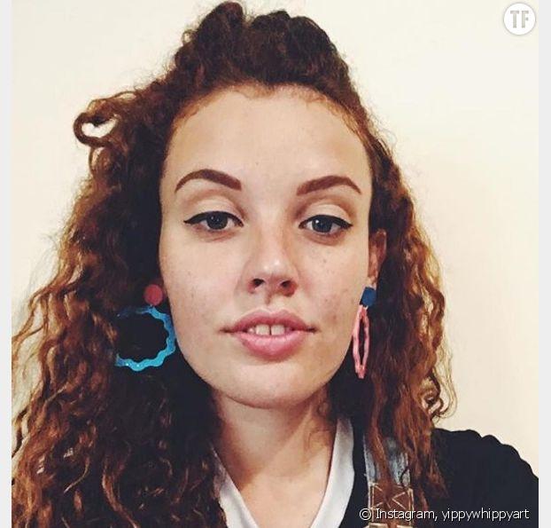 Les boucles d'oreilles de la marque Yippywhippy