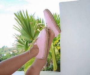 """Les """"sneakerdrilles"""", la jolie tendance baskets de ce printemps"""