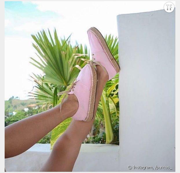"""Les """"sneakerdrilles"""", les chaussures les plus tendances du printemps ?"""