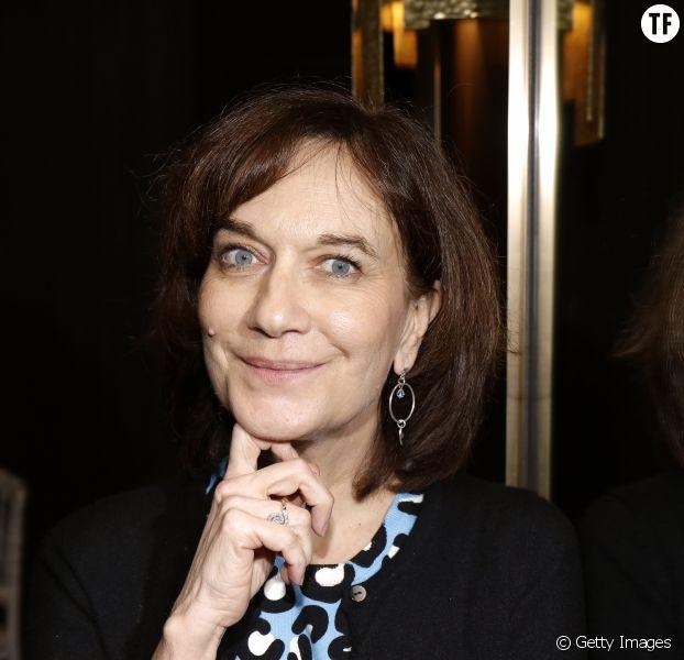 La ministre de la Famille, de l'Enfance et des Droits des femmes Laurence Rossignol appelle à voter Macron pour faire barrage à Marine Le Pen.