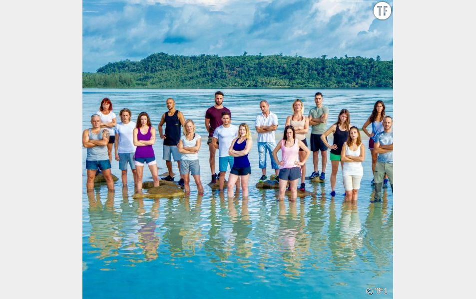 L'équipe de Koh Lanta