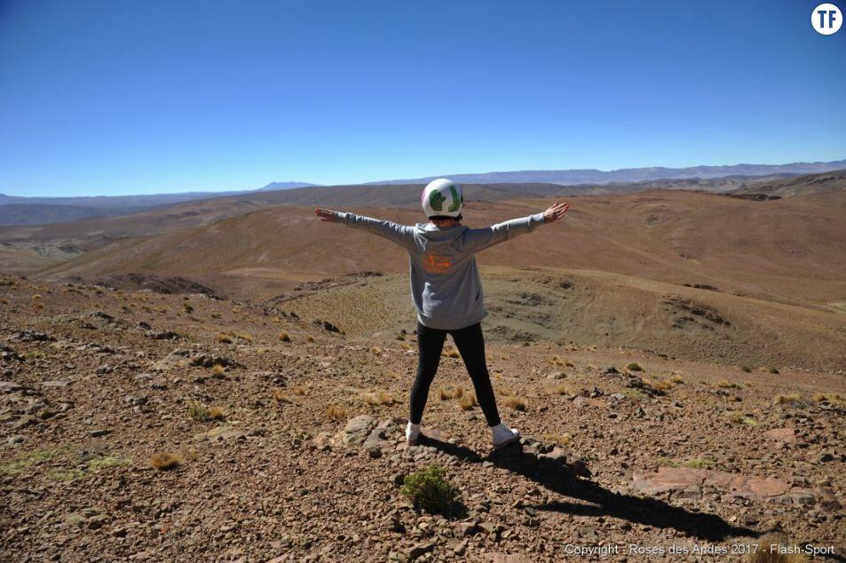 Dernière étape trophée Roses des Andes 2017