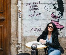 Miss Tic, la street-artist furieusement féministe