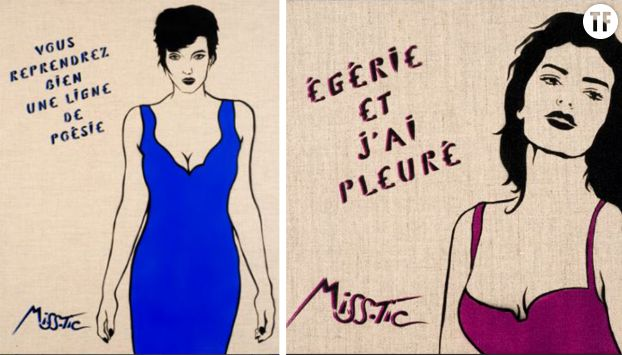 Exposition Miss Tic