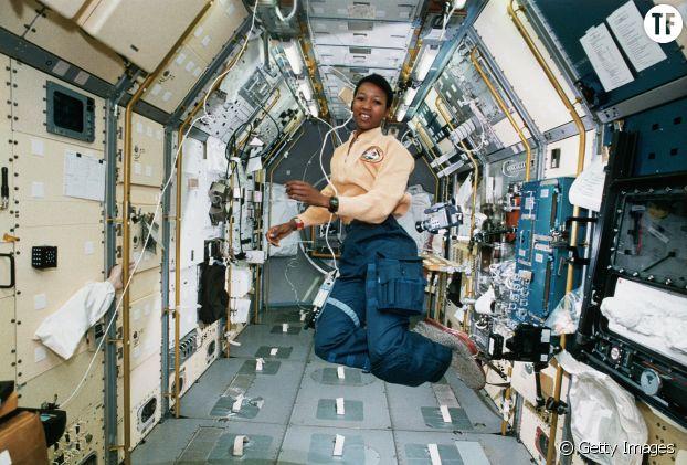 L'astronaute américaine Mae Jemison
