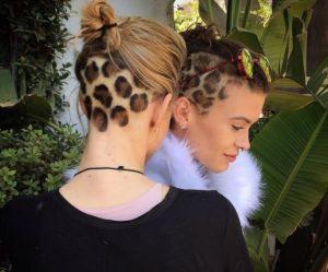 Les cheveux léopard, la tendance qui grimpe sur Instagram
