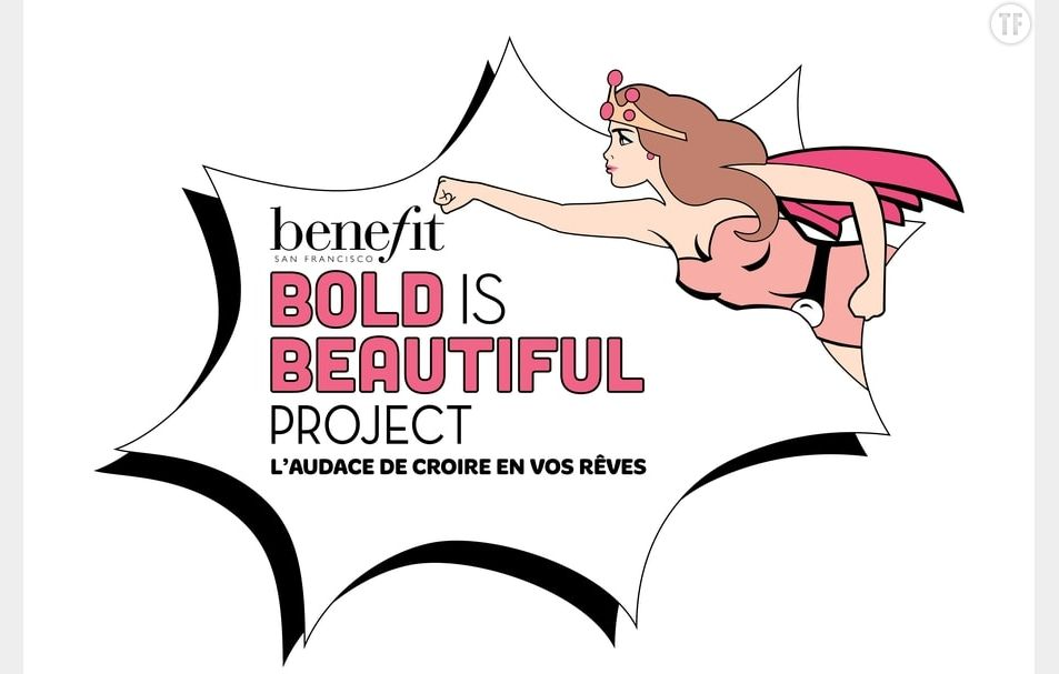 L'opération de Benefit Bold is Beautiful
