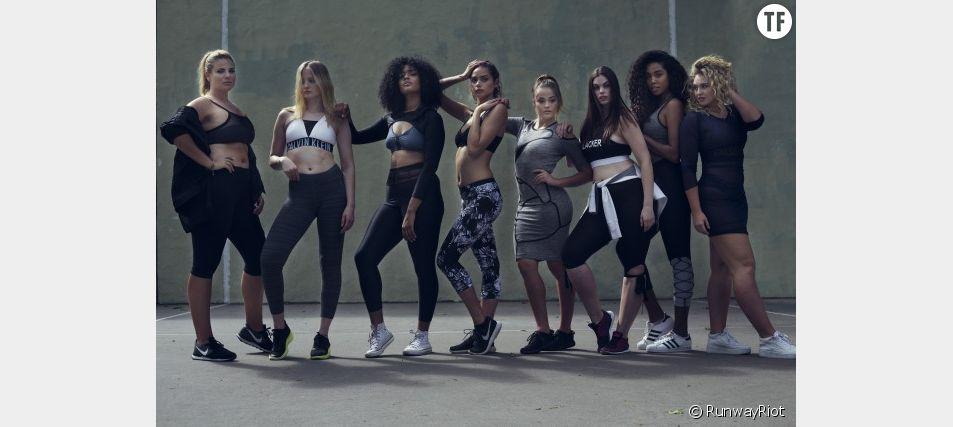 La marque de mode RunwayRiot décide de s'adresser aux femmes de toutes tailles