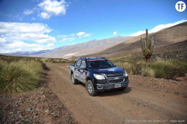 Trophée Roses des Andes 2017