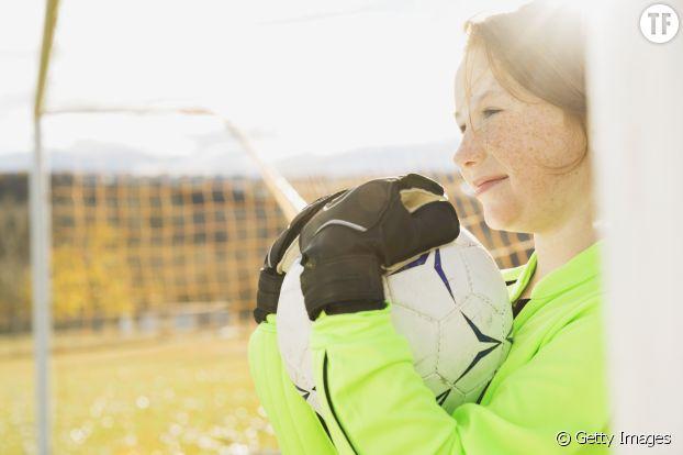 Le foot, bon pour la confiance en soi des filles