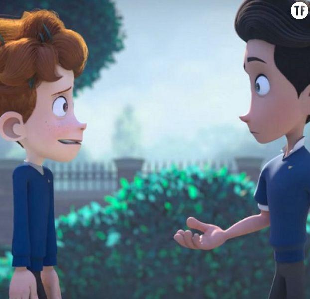 In a Heartbeat : l'amour naissant entre deux jeunes homos dans un dessin-animé