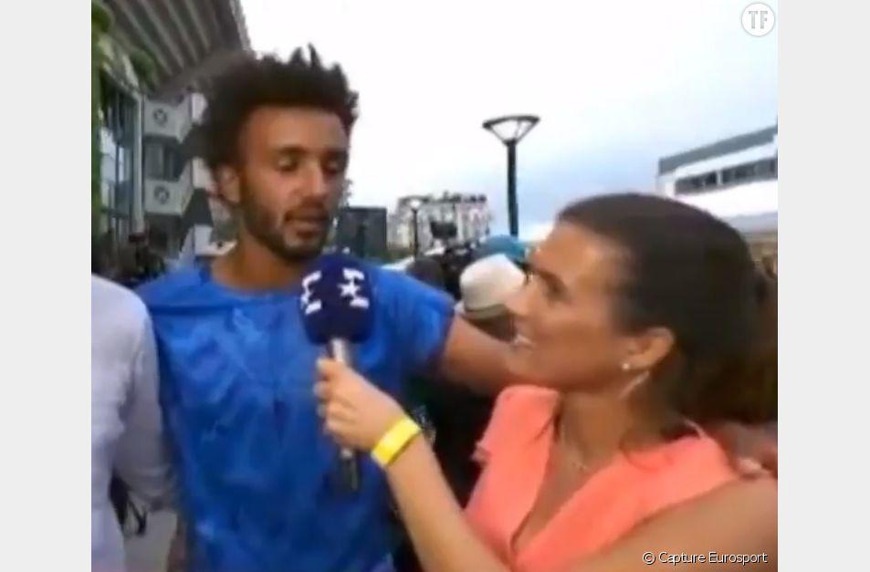 Roland-Garros : quand Maxime Hamou harcèle sexuellement une journaliste en direct