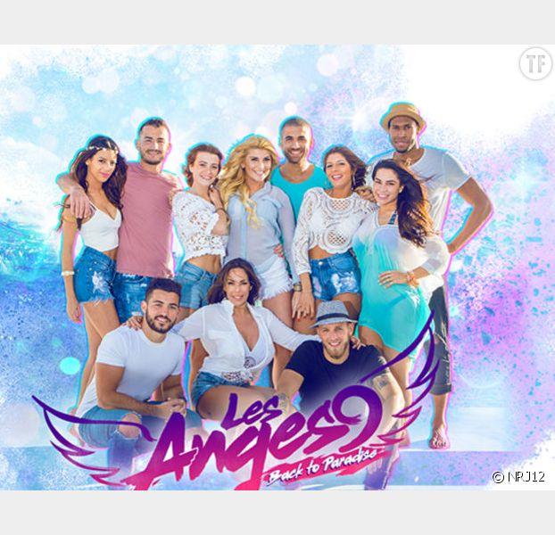 Les Anges 9 en replay