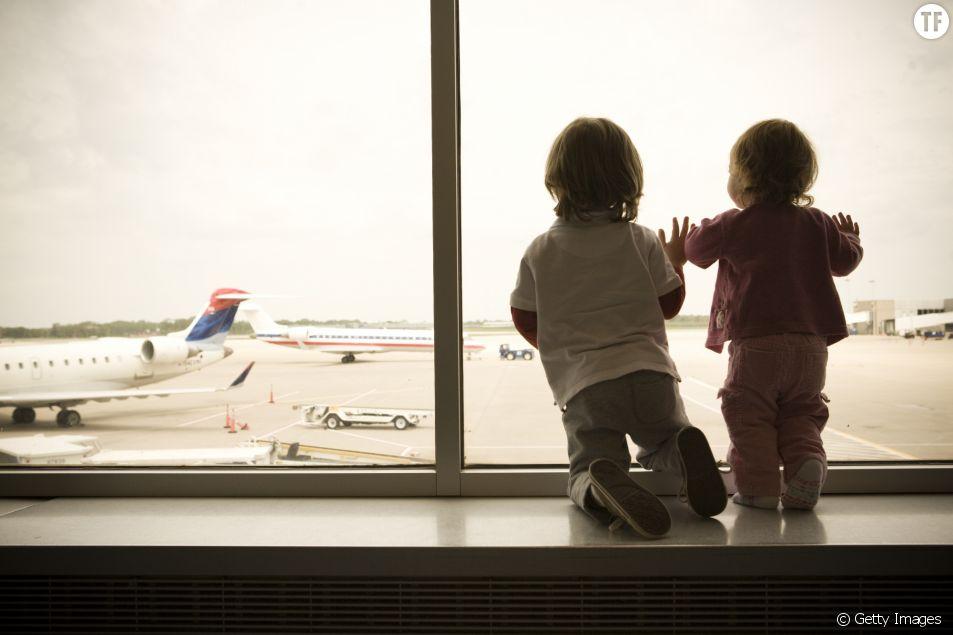 Cette compagnie aérienne voyage sans enfant