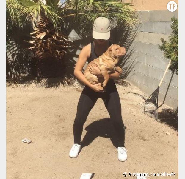 Faire du sport avec son chien est devenu ultra-tendance