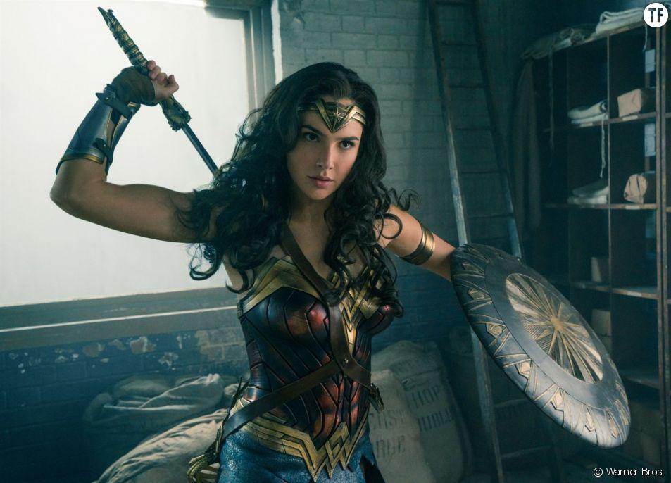 """""""Wonder Woman"""" : un blockbuster féministe et fière de l'être"""