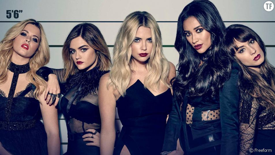 Pretty Little Liars saison 7 en replay