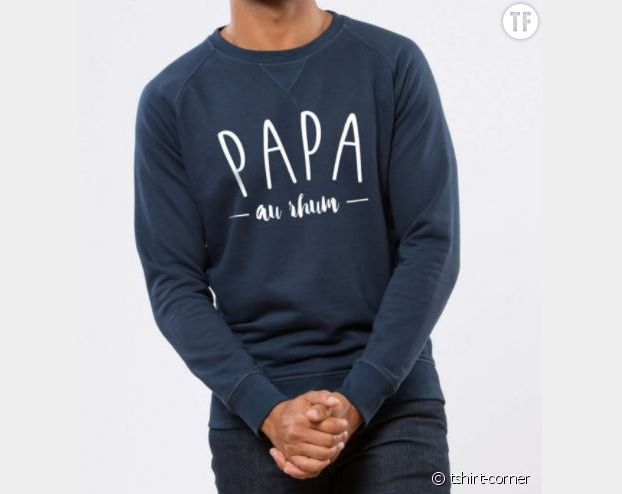 "Sweat ""Papa au rhum"""