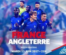 France vs Angleterre : heure, chaîne et streaming du match amical (13 juin)